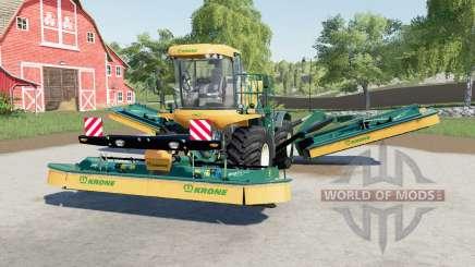 Krone Grande Ɱ 500 para Farming Simulator 2017