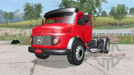 Mercedes-Benz L 1519 para Farming Simulator 2015