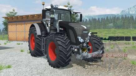 Fendt 939 Vario Black Beauty para Farming Simulator 2013