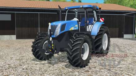 A New Holland T70Ꝝ0 para Farming Simulator 2015