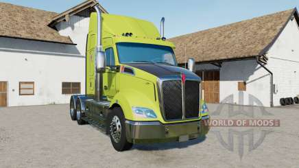 Kenworth T610 Aero Roof Sleeper para Farming Simulator 2017