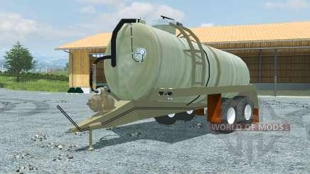 Fortschritt HTS 100.27 flussigdunger para Farming Simulator 2013
