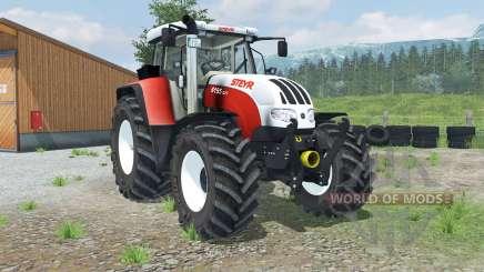 Steyr 6195 CVƬ para Farming Simulator 2013