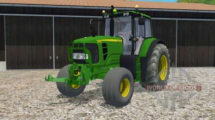João Deeᵲe 6130 para Farming Simulator 2015