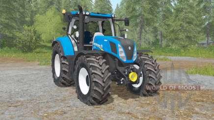 Novo Hollanᵭ T7.240 para Farming Simulator 2017