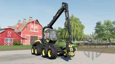 Ponsse ScorpionKing with 30m cutting lenght para Farming Simulator 2017