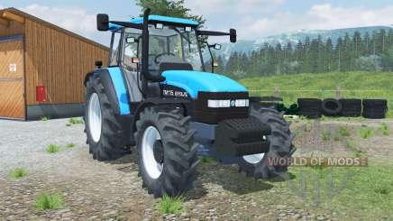 New Holland TM 115 dynamic camera para Farming Simulator 2013