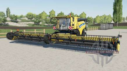 A New Holland CR10.90 Revelatioᵰ para Farming Simulator 2017