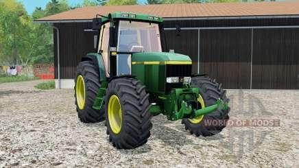 João Deerᶒ 6810 para Farming Simulator 2015