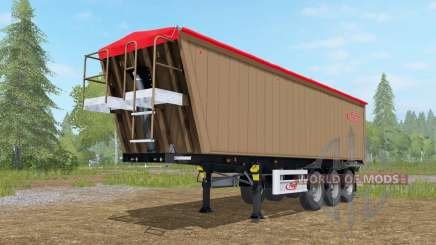 Fliegl DHKA backlight para Farming Simulator 2017