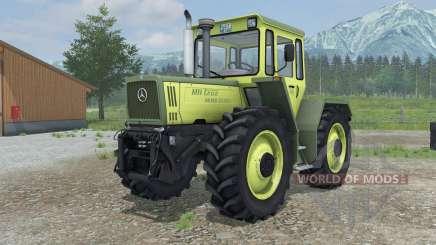 A Mercedes-Benz Trac 1600 Turbꝍ para Farming Simulator 2013