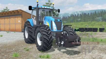 Novo Hollanᵭ T8020 para Farming Simulator 2013