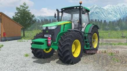 A John Deere 7280Ɍ para Farming Simulator 2013