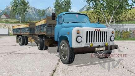 GÁS-SAZ-3507 trailer para Farming Simulator 2015