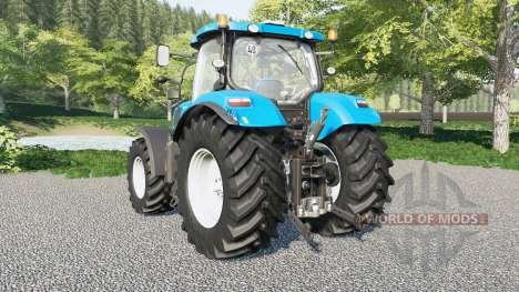 New Holland T7-series para Farming Simulator 2017