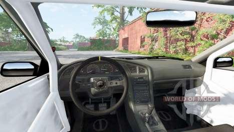 Ibishu 200BX Rocket Bunny para BeamNG Drive