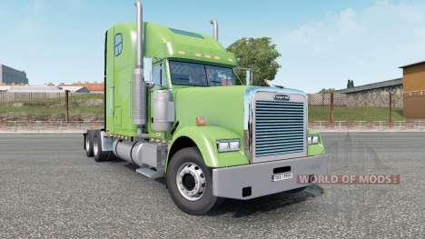 Freightliner Classic XL para Euro Truck Simulator 2