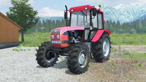 MTZ-1025.3 Беларꭚс para Farming Simulator 2013