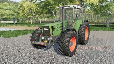Fendt Favorit 615 LSA Turbomatik E para Farming Simulator 2017