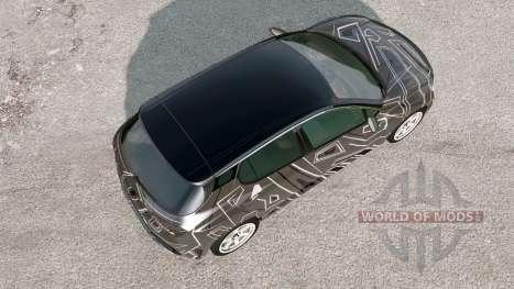 Cherrier FCV Driftace v0.1 para BeamNG Drive