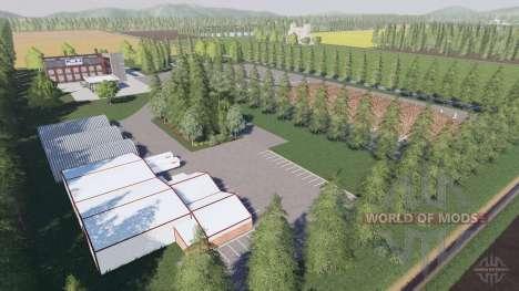 Michigan para Farming Simulator 2017