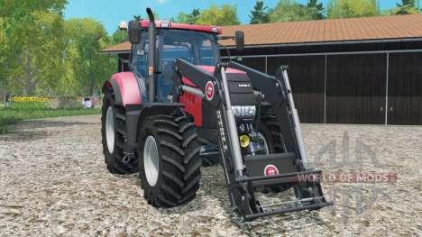 Case IH Puma 160 CVX para Farming Simulator 2015