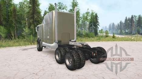 Freightliner FLA para Spintires MudRunner
