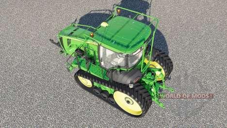 John Deere 8RT-series para Farming Simulator 2017