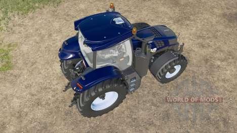 New Holland T8-series para Farming Simulator 2017