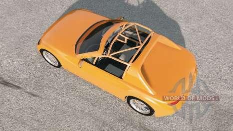 Raven R20 new front fascia v1.02 para BeamNG Drive