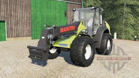 Manitou MLA-T 533-145 Vplus para Farming Simulator 2017