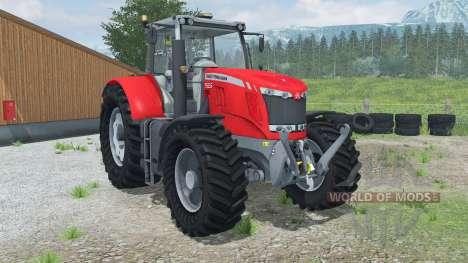 Massey Ferguson 7626 para Farming Simulator 2013