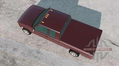 Gavril D-Series Cummins v2.1 para BeamNG Drive