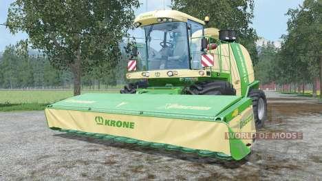 Krone BiG X 1100 para Farming Simulator 2015