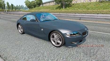 Sport Cars Traffic Pack para Euro Truck Simulator 2