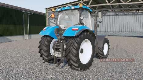 New Holland T6-series para Farming Simulator 2017