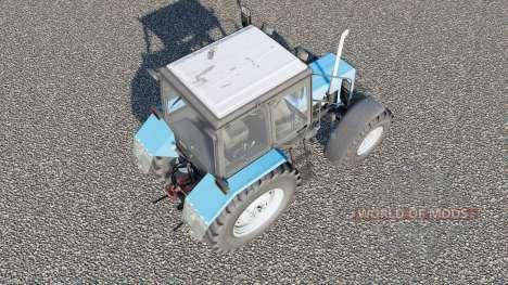 MTZ-892.2 Bielorrússia para Farming Simulator 2017