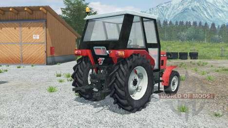 Zetor 6211 para Farming Simulator 2013