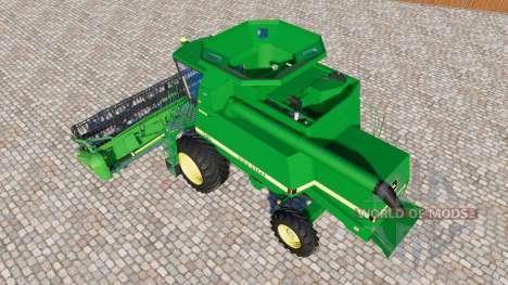 John Deere 9000 para Farming Simulator 2017