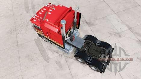 Kenworth K100E para American Truck Simulator