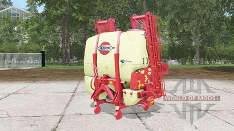 Hardi Master Plus 1800 Pro-VP para Farming Simulator 2015