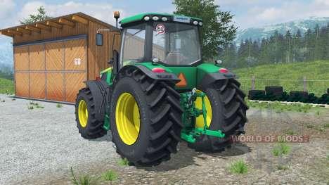 John Deere 7280R para Farming Simulator 2013