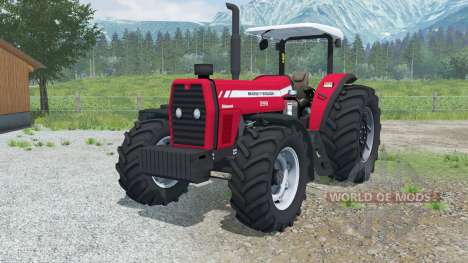 Massey Ferguson 299 Advanced para Farming Simulator 2013
