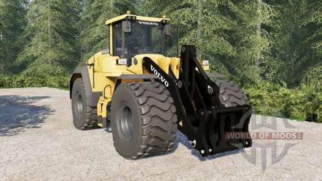 Volvo L220H para Farming Simulator 2017