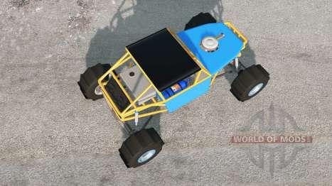 Trackfab Brawler v1.1 para BeamNG Drive