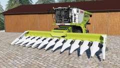 Claas Lexion 7৪0 para Farming Simulator 2017