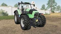 Deutz-Fahr 7210〡7230〡7250 TTV Agrotroᵰ para Farming Simulator 2017