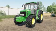 A John Deere 6230〡6330〡6430 Premium para Farming Simulator 2017