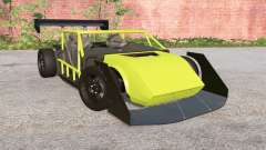Civetta Bolide Super-Kart v2.2d para BeamNG Drive