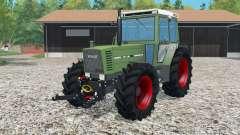 Fendt Agricultor 310 LSA Turbomatiᶄ para Farming Simulator 2015